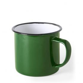 Plecháček smalt 350 ml zelený