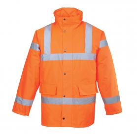 REFLEXNÍ BUNDA HI-VIS TRAFFIC - RB04 - EN 20471 / UNISEX